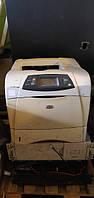 Лазерный принтер HP LaserJet 4250DTN № 2812/10