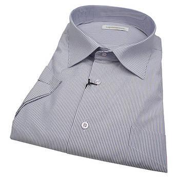 Літня чоловіча сорочка Negredo 560 BKC 08 бузкового кольору