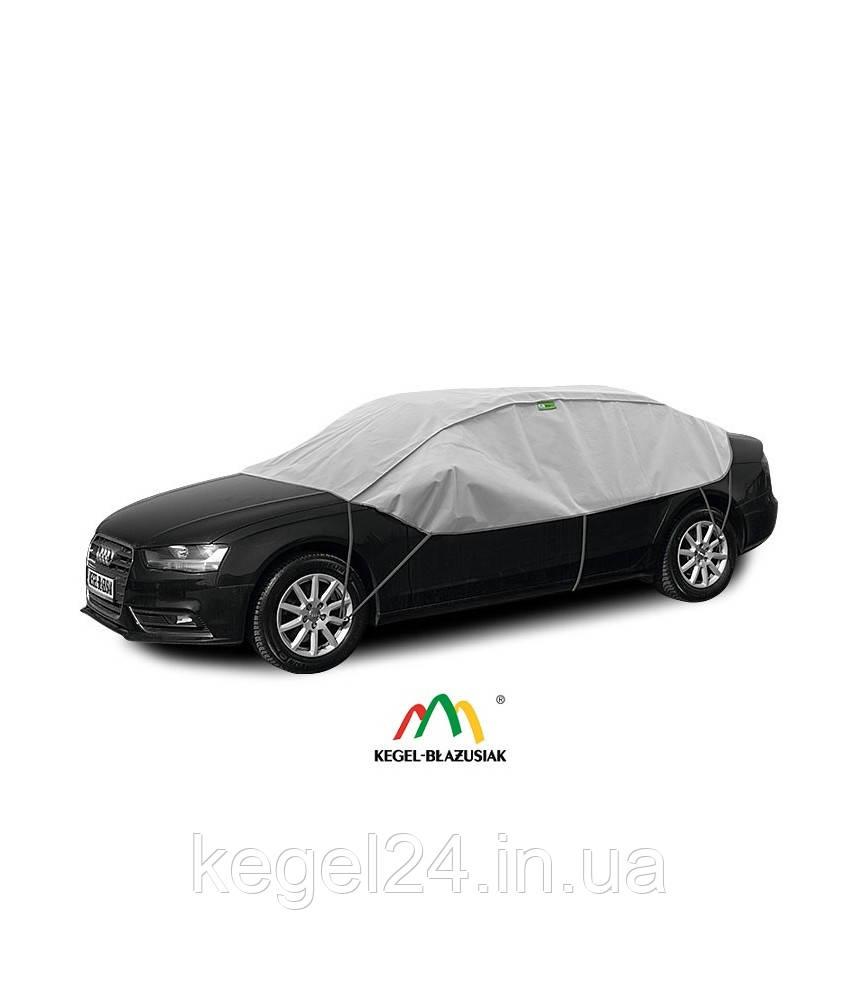 """Чeхол-тент (полутент) для автомобиля """"OPTIMIO"""" , размер L Sedan (L 280-310 cm) ОРИГИНАЛ! Официальная Гарантия!"""