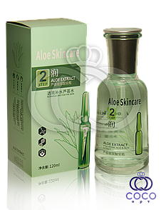 Тонер с гиалуроновой кислотой и экстрактом алоэ Aloe Skincare Hyaluronic Acid & Aloe Extract Toner Step 2