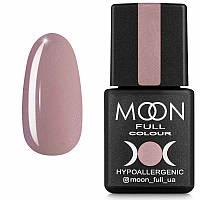 MOON Full Baza French 8 мл №16 розовый с мелким шиммером