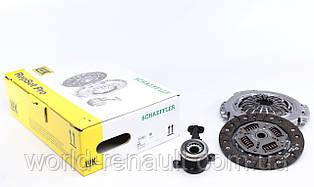 LUK 622 3096 33 - Комплект сцепления с выжимным на Рено Логан 2, Сандеро Степвей 2 1.5dci 5ст КПП (JR5)