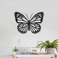 Декоративне металеве панно Метелик, фото 1