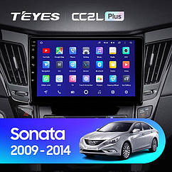 Штатная магнитола TEYES  Hyundai Sonata   2009 - 2014 Android