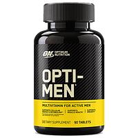 Мультивитамины для мужчин Optimum Opti-Men 90 таблеток