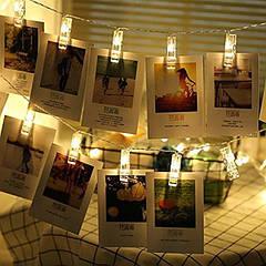 Декоративні світлодіодні гірлянди з фігурками