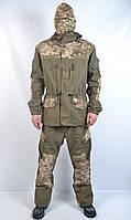 Военный костюм Горка оригинал, с водоотталкивающей пропиткой