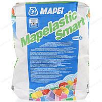 Mapei MAPELASTIC SMART A - Эластичная гидроизоляция, высокая трещиностойкость (Компонент A, 20 кг )