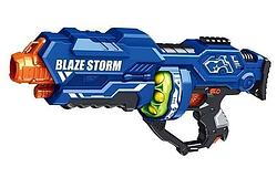 "Бластер ""Blaze storm"" с мягкими пулями шариками ZC 7116 Nerf Нерф"