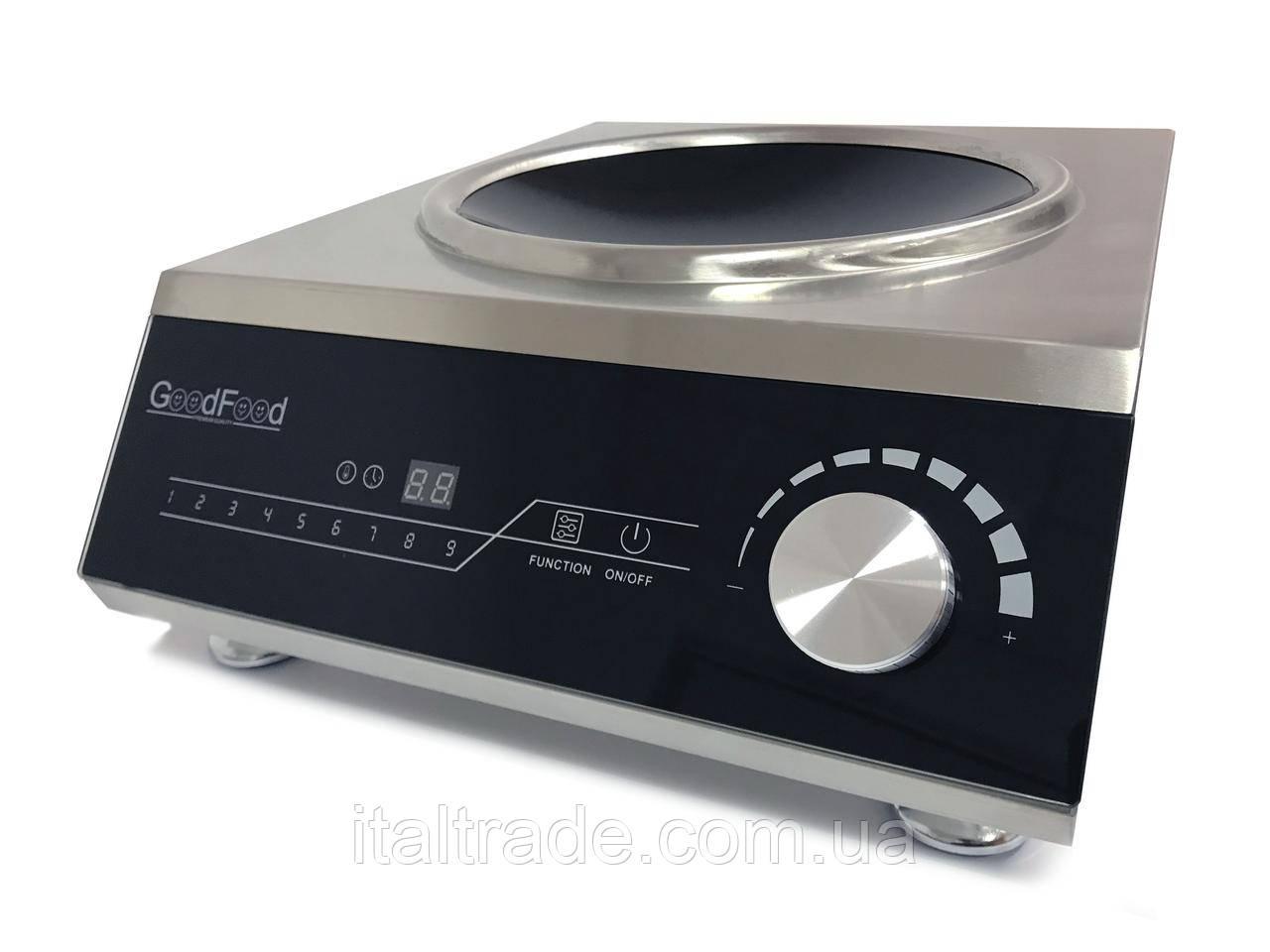Плита індукційна GoodFood IC35 WOK PRIME