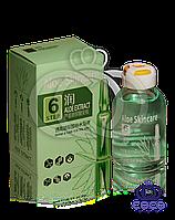 Сыворотка для лица с гиалуроновой кислотой и алоэ Aloe Skincare Hyaluronic Acid & Aloe Extract Serum Step 6