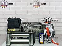 Лебідка Автомобільна Profinstrument 15000Lbs 24 V на джип, евакуатор, Offroad