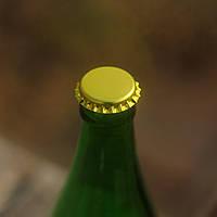 Пробка для пивной бутылки (золото)