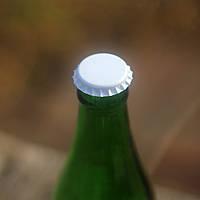 Пробка для пивной бутылки. Кронепробка (Белый)