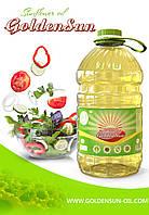 Refined sunflower oil 5 Ltr bottle . Country of origin Ukraine .