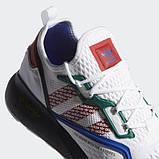 Чоловічі кросівки adidas ZX 2K Boost Whate Blue, фото 8