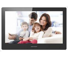 """Відеодомофон Hikvision DS-KH8520-WTE1 10 """" IP"""