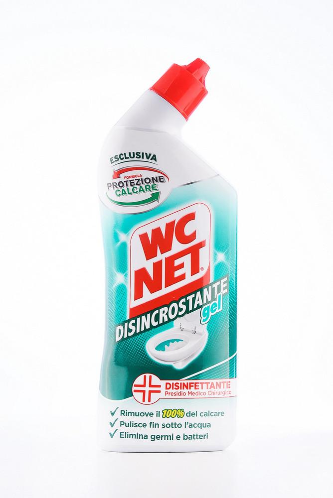 WC NET Disincrostante gel Гель для чищення унітазу (800 мл)