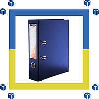 Папка - регистратор (сегрегатор) А4/75 Delta (синяя-односторонняя)