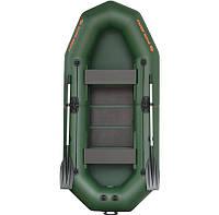 Лодка надувная Kolibri (Колибри) К-290Т + слань-коврик