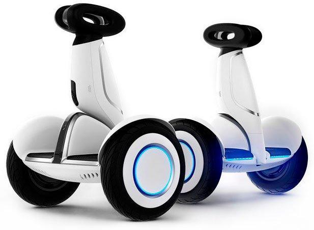 Гироскутер гіроскутер  сигвей сігвей Ninebot Plus 1600W с пультом Load Mode