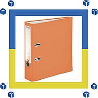 Папка - регистратор (сегрегатор) А4/75 Delta (оранжевая-односторонняя)