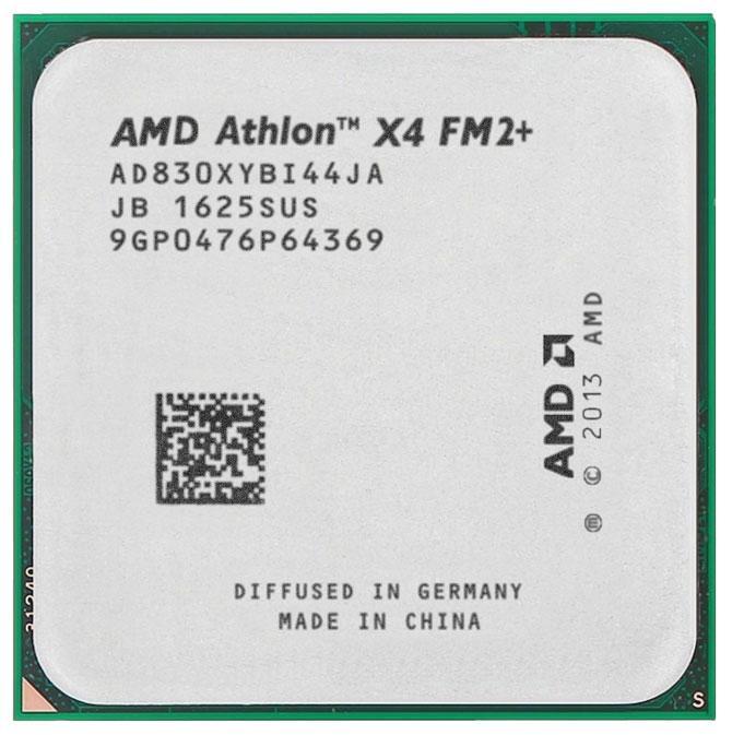 Процессор AMD Athlon II X4 830 (AD830XYBI44JA)