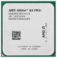 Процессор AMD Athlon II X4 830 3.0GHz (AD830XYBI44JA) Socket FM2+ 65W