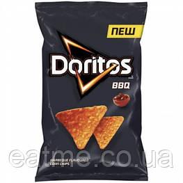 Doritos Hot Corn Кукурузные чипсы острые 100g