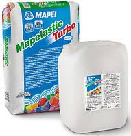 Mapei MAPELASTIC TURBO A/B - Двухкомпонентная эластична гидроизоляция ( A+B, 36 кг )