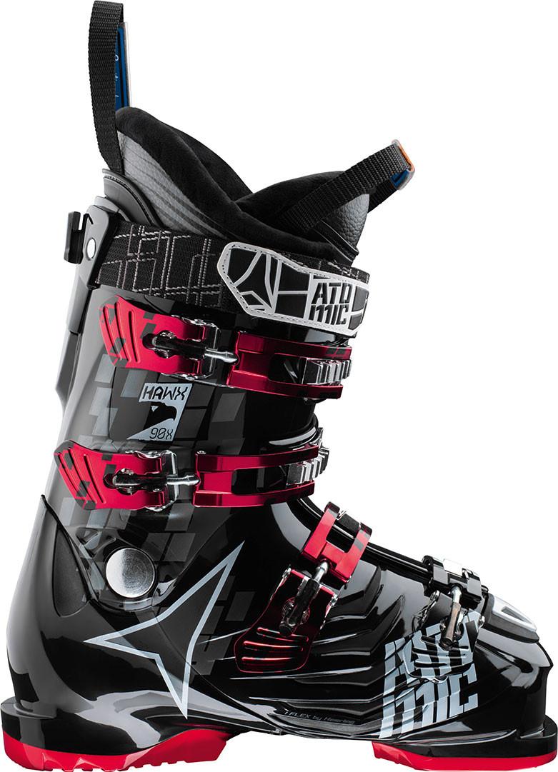 Горнолыжные ботинки Atomic HAWX 1.0 90X black (MD)