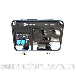 Бензиновий генератор Элпром ЭБГ-12500Е (10 кВт)