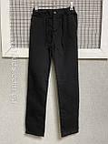 Котоновые штаны на резинке  для мальчиков   11-15 лет, фото 4