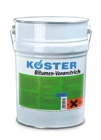 KÖSTER Bitumen-Voranstrich (канистра - 10 л)