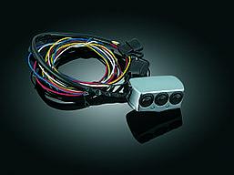 Блок вкл./выкл. подсветки и аксессуаров, Kuryakyn 7803