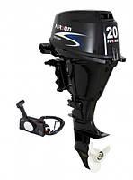 Лодочный мотор Parsun F20 FWS