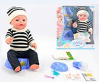 """Пупс функциональный """"Baby Born"""" ВL009B, BL012A, BL013B, BL014F, BL018B, BL018D, BL018E"""