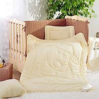 Одеяло шерстяное детское 100*135
