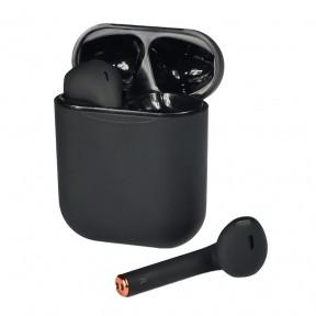 Беспроводные Bluetooth наушники V11 TWS черные