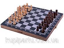 Ігровий набір 3в1 шахи/шашки/нарди (29х29 см) 309 ХLY