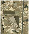 Куртка камуфляж флісова з вставками Digital ВСУ ФР-00325, фото 7