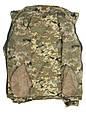 Куртка камуфляж флісова з вставками Digital ВСУ ФР-00325, фото 6