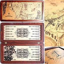 """Нарди середні """"Легенда"""" Толкієн Карта 31142-75"""