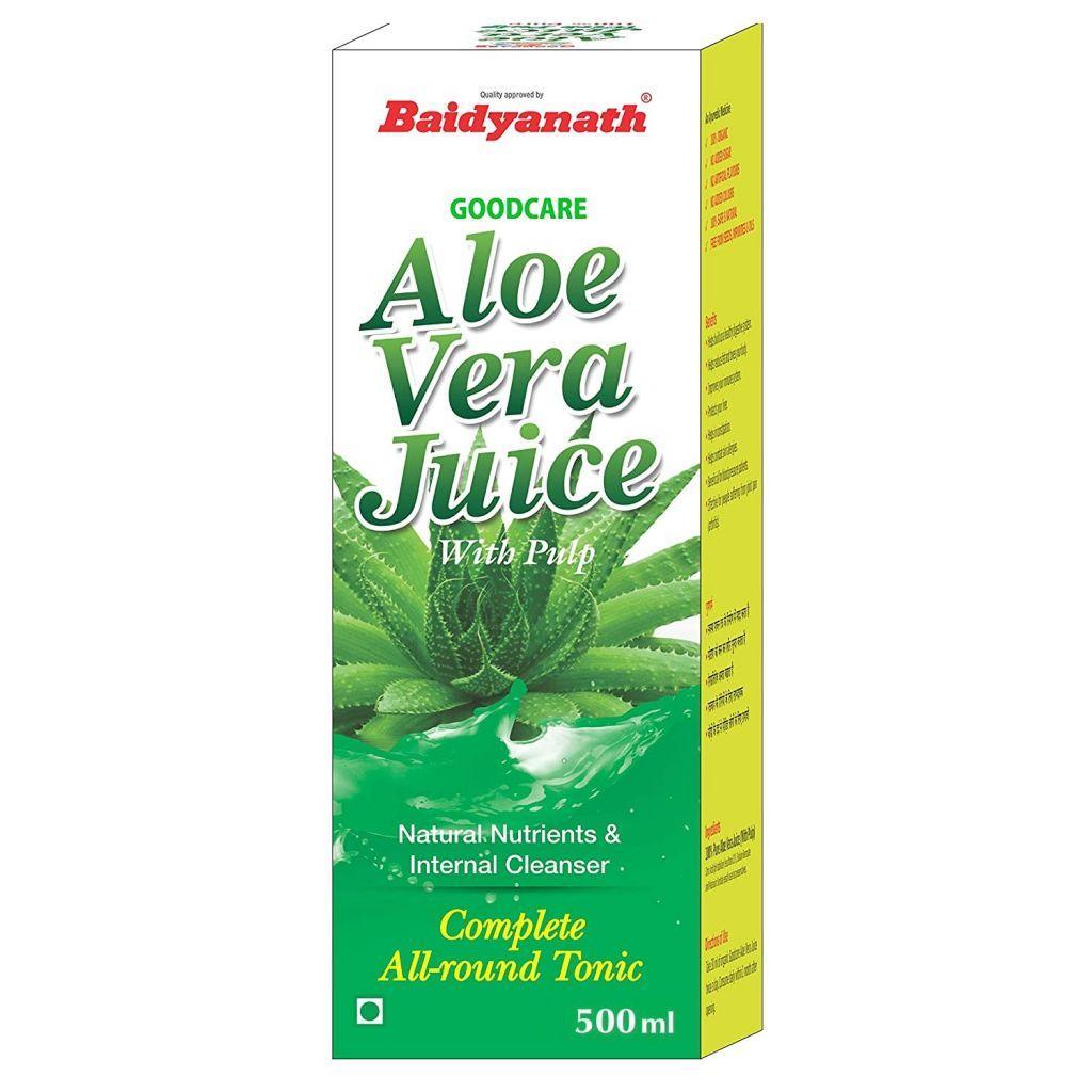 Сок Алое Вера 500 мл - укрепляет иммунитет, улучшает процессы пищеварения, желчегонный, антиоксидант