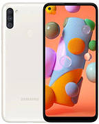 Смартфон Samsung Galaxy A11 (A115F) 2 / 32GB Dual SIM White (Белый)
