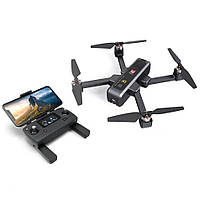 Квадрокоптер MJX Bugs 4 B4W - дрон с 4K-камерой, GPS, FPV, БК моторы, 1,6 км, до 22 мин. полета