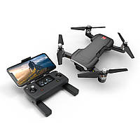Квадрокоптер MJX Bugs 7 дрон с 4K камерой, 5G WiFi, GPS, FPV, БК двигатели, до 15 минут полета