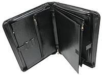 Мужская папка-портфель для документов Exclusive 710200 черная