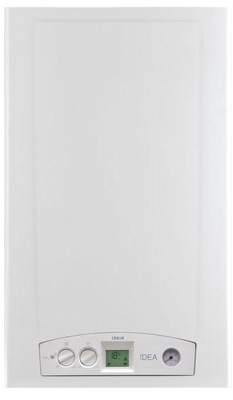 Газовый котел Unical IDEA AC 23 PLUS Atmo