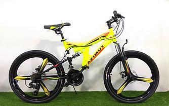 Підлітковий велосипед Azimut Power 24 GD Premium